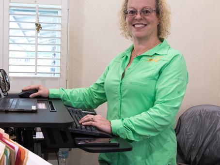 Meet Our Staff: Kim Wilkey