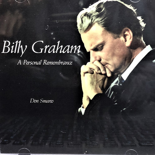 Billy Graham: A Personal Remembrance