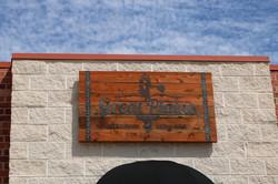 Great Plains Sign