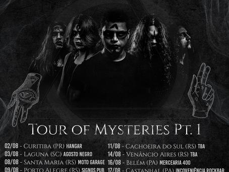 ALCHIMIST - TOUR OF MYSTERIES Pt.1