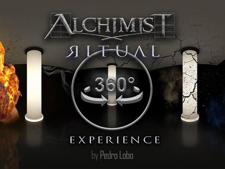 ALCHIMIST DIVULGA VÍDEO EM 360 GRAUS