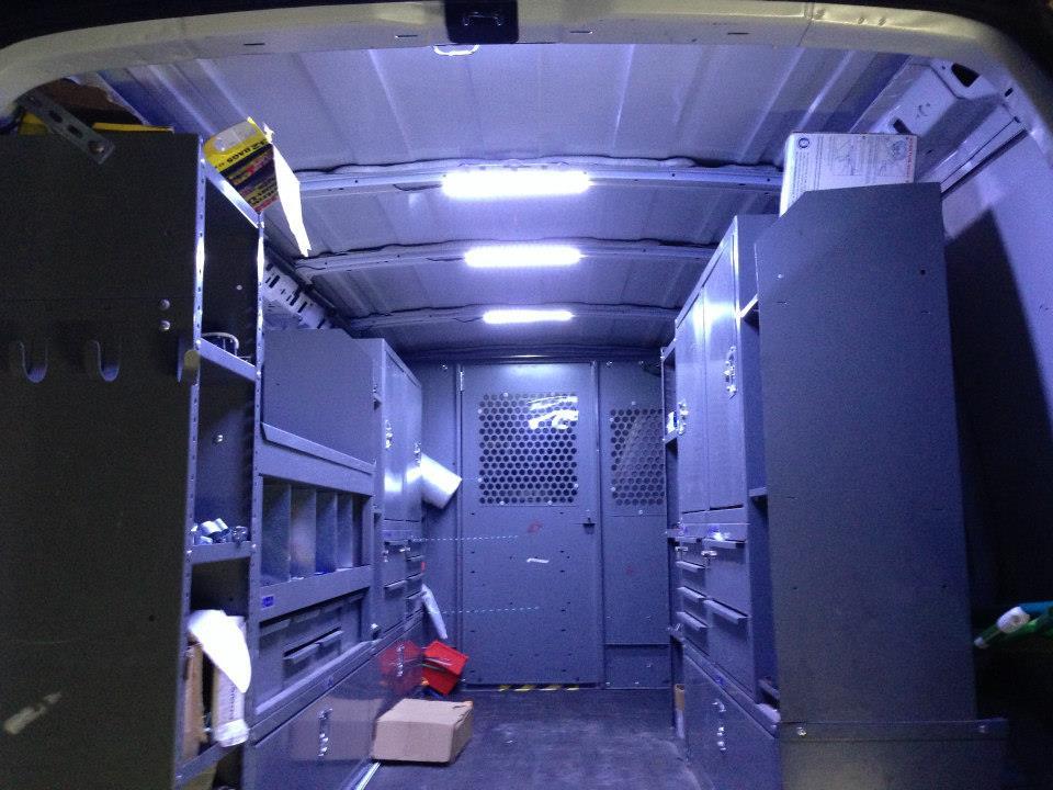 LED Super Bright Cargo Lighting