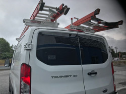 WeatherGuard EasyGlide Ladder Rack