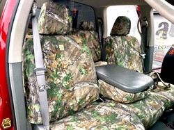 Covercraft - CAMO PRINT SEAT