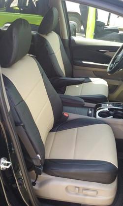 RuffTuff Seat Covers - LEATHER