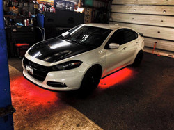LED Red Under Glow Kit