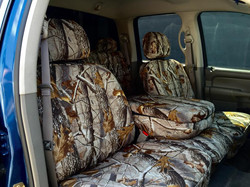 Neoprene Camo Custom Fit Seat Covers