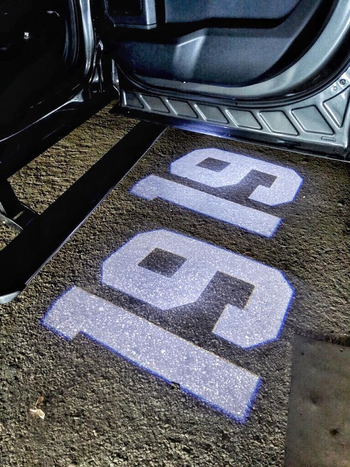 Custom Gobo LED Image Projection Lights