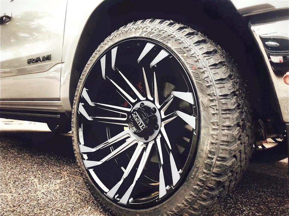 Tuff A/T T21 Wheels
