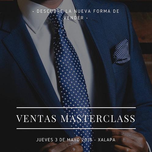 Paquete Ventas Masterclass Online