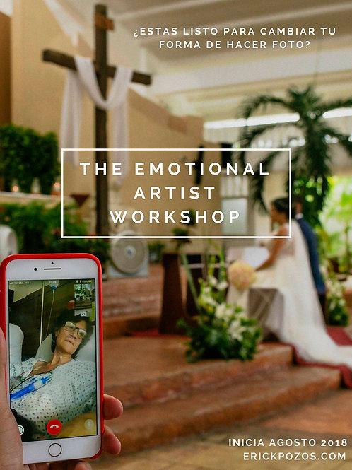 The Emotional Artist - Workshop