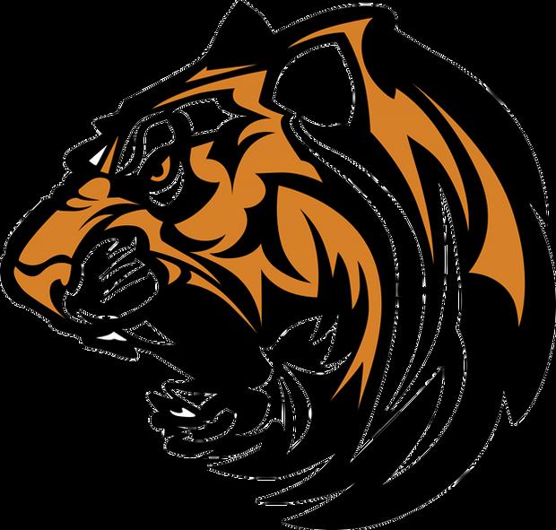 La Grande Tigers Mascot, OR