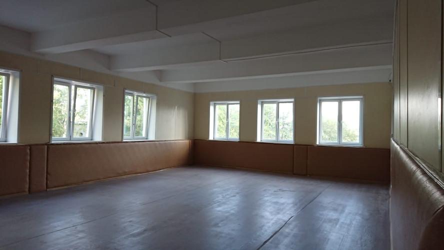 Зал для занятий айкидо