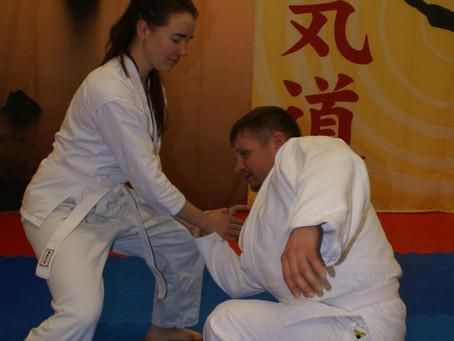 Дарья: Жизнь без белого кимоно не была полной...
