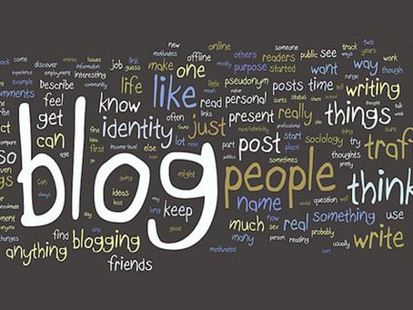 Запускаем блог