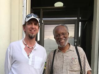 Jamaica trip, 2017-7  Herbie Miller, Club Alibi, Bob God