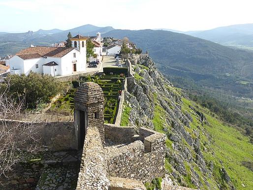 Tour to Marvão, Portagem and Castelo de Vide