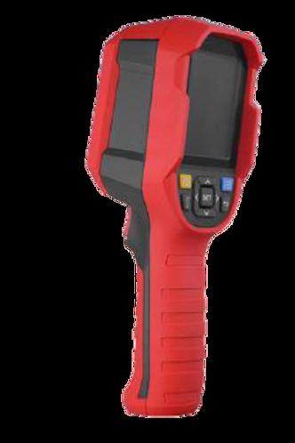 Detección de temperatura con cámara portátil
