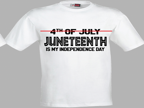 Juneteenth is OUR Independence Day