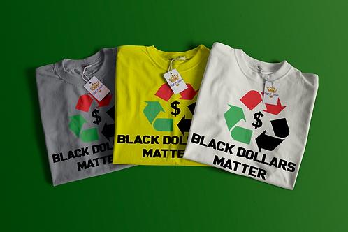 Black Dollars Matter!