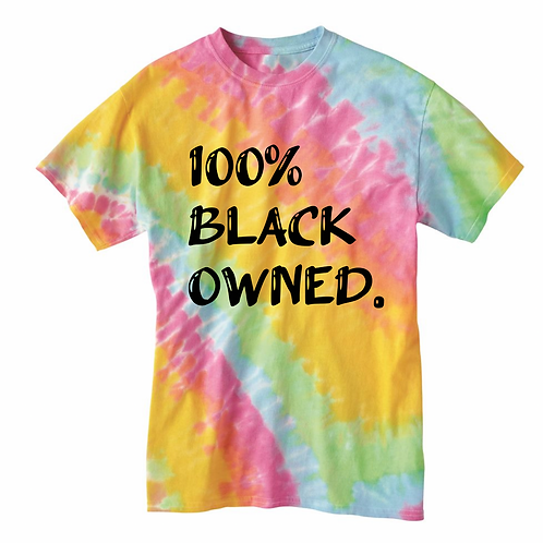100% Black Owned.