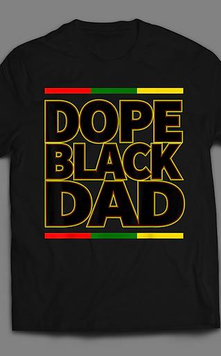 DOPE Black DAD