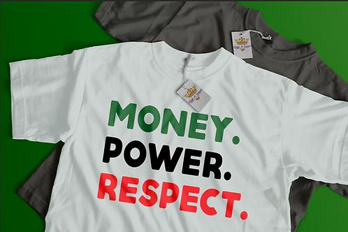 Money, Power, Respect