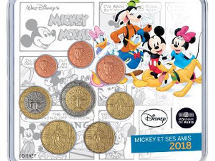 Mini set - Mickey et ses amis