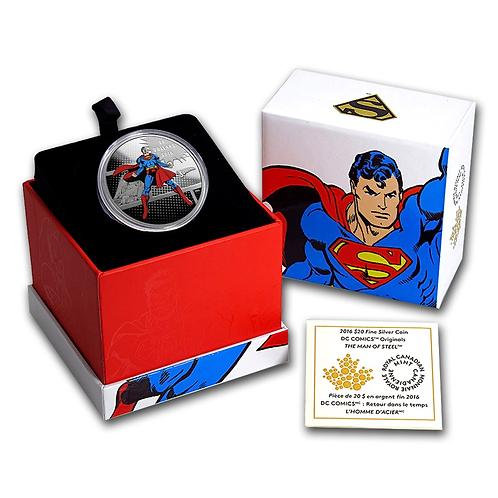 DC Comics - The man of Steel