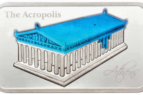 The Acropolis Hologram