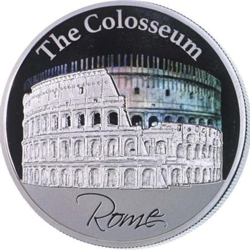 The Colosseum hologram