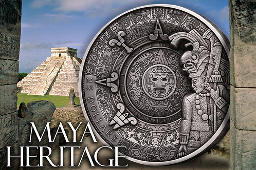 Maya Heritage Multiple Layer (Antique)