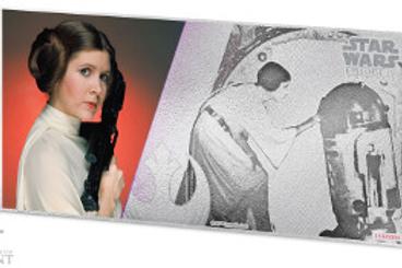 Star Wars: A new hope - Princess Leia