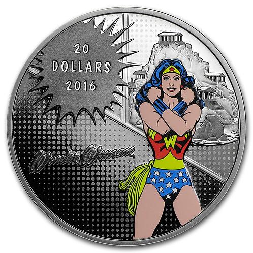 DC Comics - The Amazing Amazon