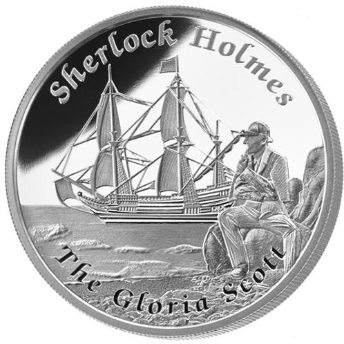 Fantasy Ships: The Gloria Scott (Sh. Holmes)