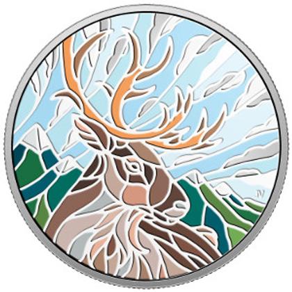 Canadian mosaics - Caribou