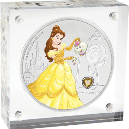 Disney Princess: Belle with gemstone