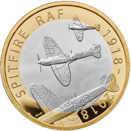 R.A.F. Spitfire Centenary