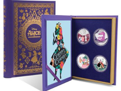 Disney: Alice in Wonderland (Complete set)