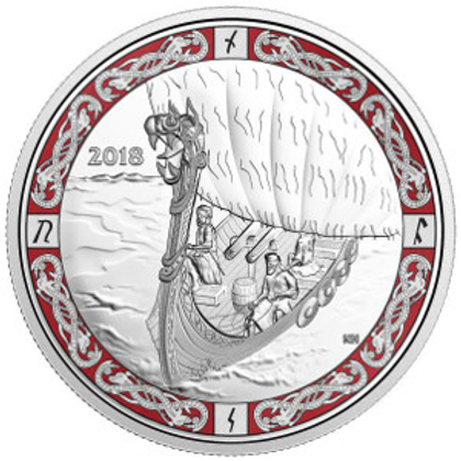 Norse figureheads - Viking voyage