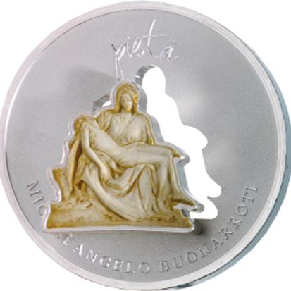 Divine Sculptures: Michelangelo - Pietà