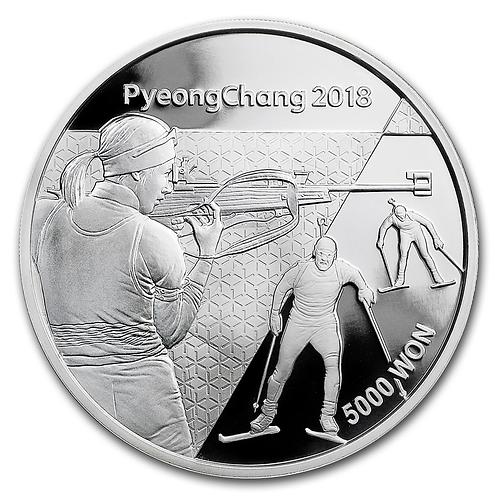 PyeongChang - Biathlon