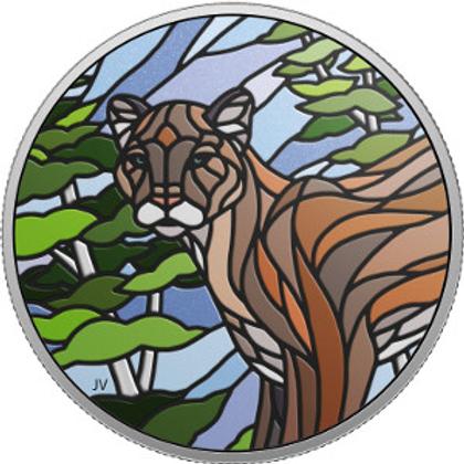 Canadian Mosaics - Cougar