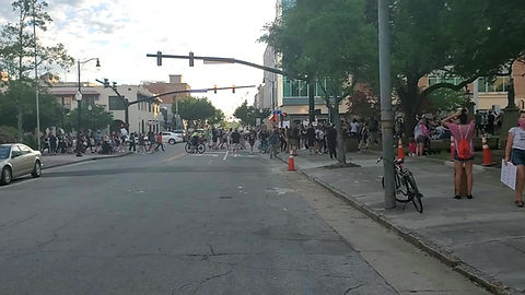 Wilmington protests, calling for justice!