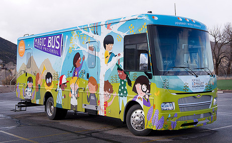 Vail Valley Foundation - Magic Bus