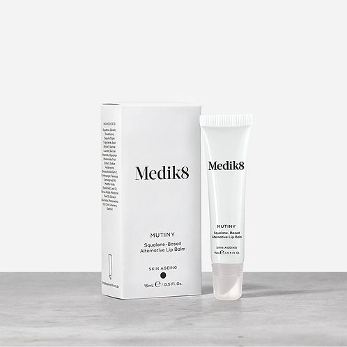 Medik8 MUTINY® Squalane-Based Alternative Lip Balm