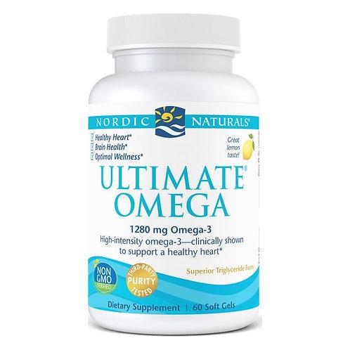 Nordic Naturals Ultimate Omega-3 60 Soft Gels