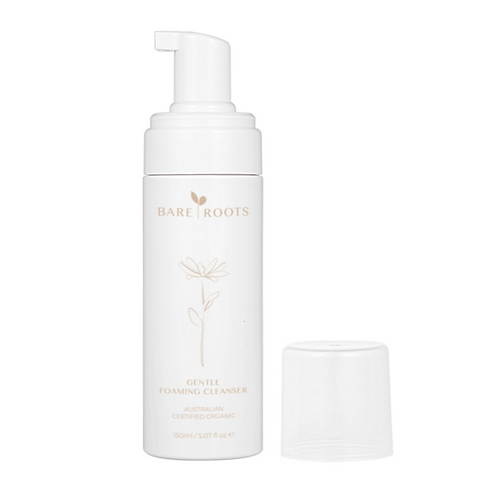 BARE ROOTS GENTLE FOAMING CLEANSER