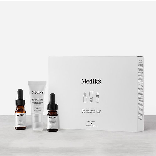 Medik8 CSA PHILOSOPHY KIT - DISCOVERY EDITION
