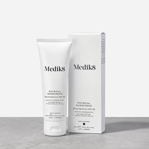 Medik8 PHYSICAL SUNSCREEN™ Anti-Pollution Broad Spectrum SPF 30